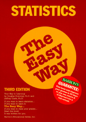 Image for Statistics The Easy Way (Easy Way Series)