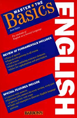 Image for Master the Basics English (Master the Basics Series)