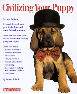 Image for Civilizing Your Puppy
