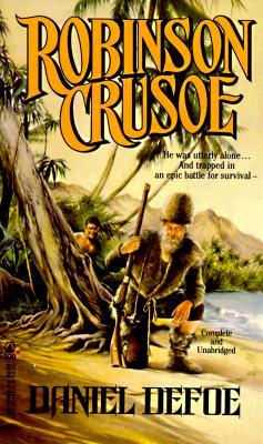Robinson Crusoe (Tor Classics), Daniel Defoe