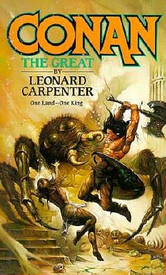 Image for Conan the Great