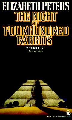 The Night of Four Hundred Rabbits, Peters, Elizabeth