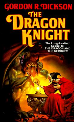 Image for The Dragon Knight (A Tor book)