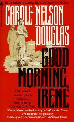 "Image for ""Good Morning, Irene: An Irene Adler Novel"""