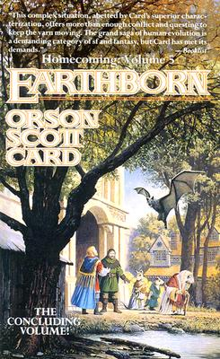 EARTHBORN (HOMECOMING #5), Card, Orson Scott
