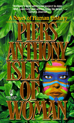 Isle of Woman (Geodyssy, Book 1), Anthony, Piers
