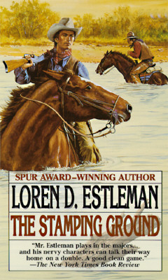 Image for Stamping Ground (Page Murdock, US Deputy Marshall, Book 2)