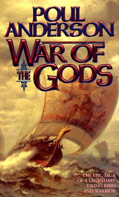 Image for War of the Gods (Thorndike Speculative Fiction)