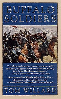 Buffalo Soldiers (The Black Sabre Chronicles), Tom Willard