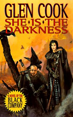 Image for She is the Darkness (Book Two of Glittering Stone)(The Seventh Chronicle of  the Black Company(