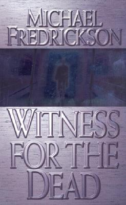 Image for WITNESS FOR THE DEAD