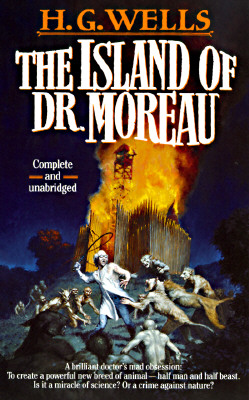 Image for THE ISLAND OF DR MOREAU