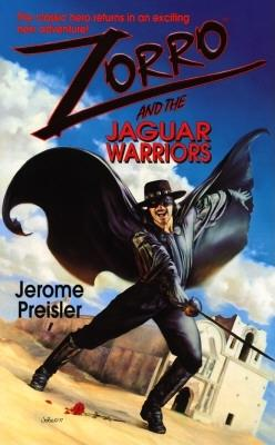 Image for ZORRO AND THE JAGUAR WARRIORS