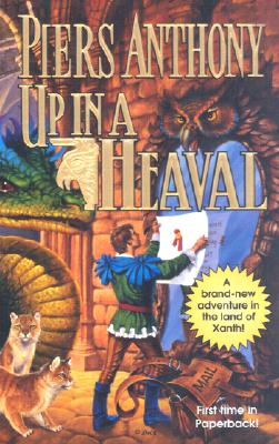 Image for Up in a Heaval (Xanth, No. 26)