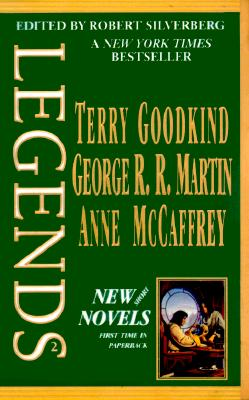 Image for LEGENDS 2   Short Novels by the Masters of Modern Fantasy