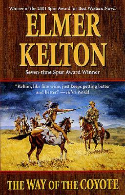 Way of the Coyote (Texas Rangers), Elmer Kelton