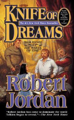 Knife Of Dreams (Wheel Of Time #11), Robert Jordan