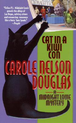 Image for Cat in a Kiwi Con: A Midnight Louie Mystery (A Midnight Louie Mystery)