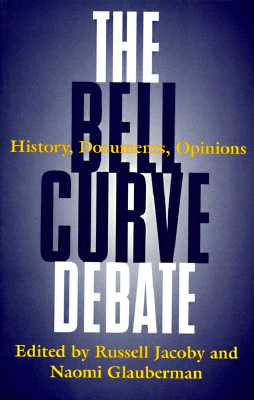 Image for The Bell Curve Debate