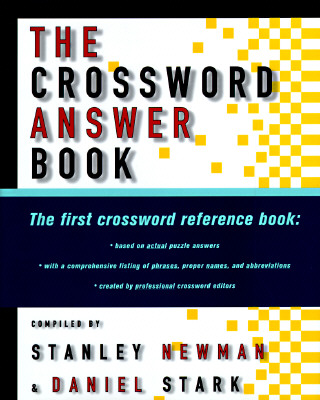 Image for CROSSWORD ANSWER BOOK
