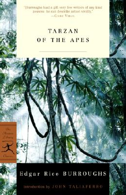 Image for Tarzan of the Apes: A Tarzan Novel (Modern Library Classics)