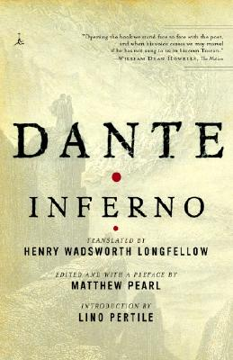 Image for Inferno: The Longfellow Translation