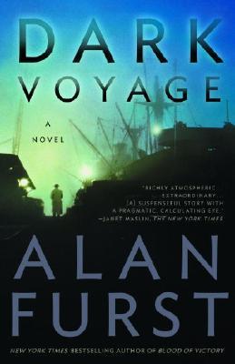 Dark Voyage, ALAN FURST