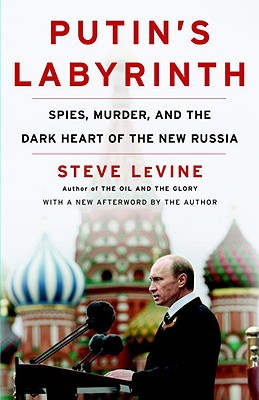 Image for Putin's Labyrinth: Spies, Murder, and the Dark Heart of the New Russia