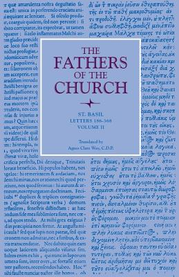 Image for St. Basil : Letters, Volume 2 (186-368) (Fathers of the Church 28)