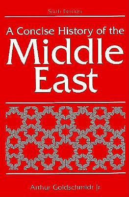 Image for A Concise History of the Middle East (6th Edition)