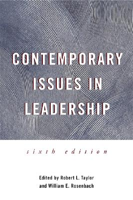 Image for Contemporary Issues in Leadership