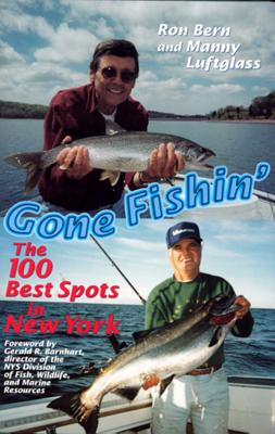 Image for Gone Fishin': The 100 Best Spots in New Jersey