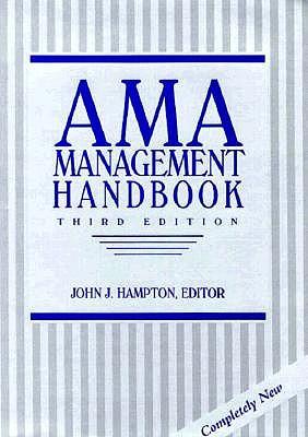 Image for AMA Management Handbook (AMA Management Briefing)