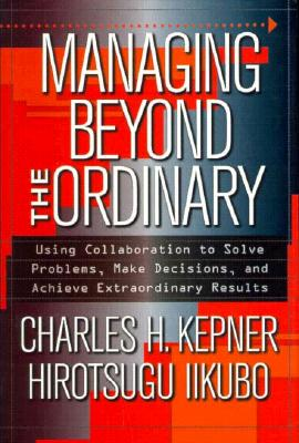 Image for Managing Beyond the Ordinary