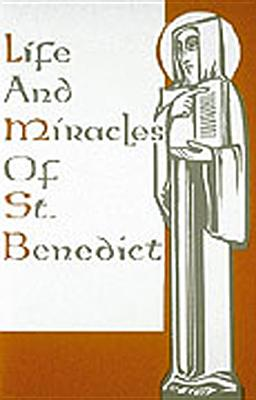 Image for Life and Miracles of St. Benedict (Book Two of the Dialogues)