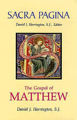 Image for The Gospel of Matthew (Sacra Pagina Series, Vol 1)