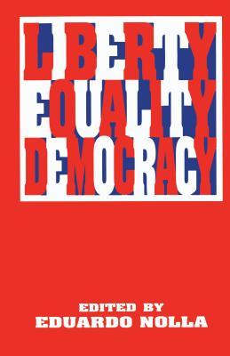 Image for Liberty, Equality, Democracy