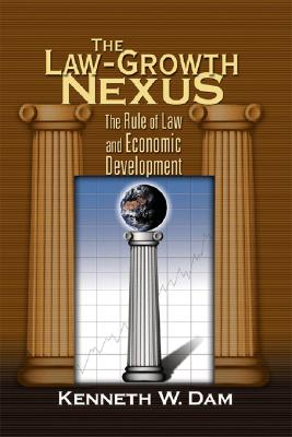 Image for Law Growth Nexus: the Rule of Law and Economic Development