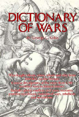 Image for Dictionary of Wars