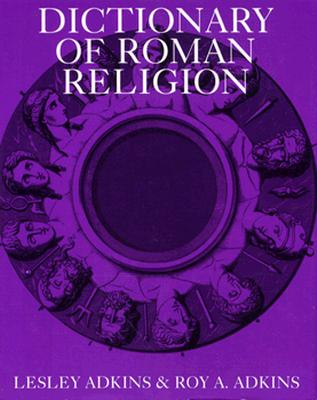 Image for DICTIONARY OF ROMAN RELIGION
