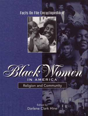 Image for Facts on File Encyclopedia of Black Women in America: Religion and Community