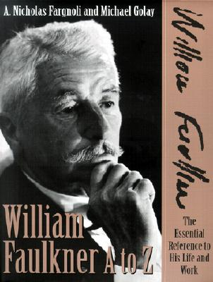 Image for William Faulkner A to Z