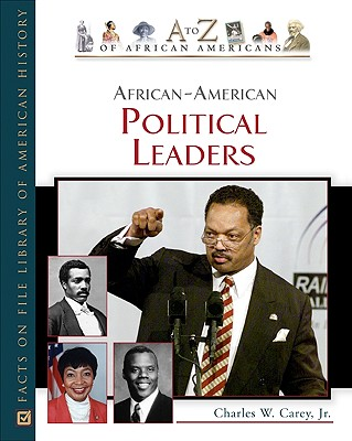 Image for African-American Political Leaders (A to Z of African Americans)
