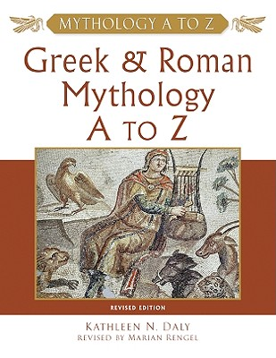 Image for Greek and Roman Mythology A to Z