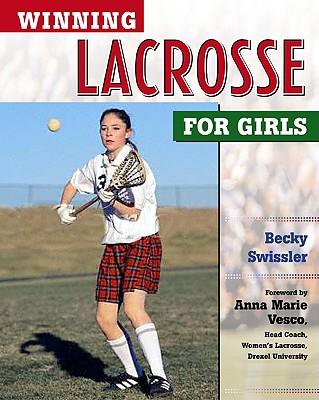 Image for Winning Lacrosse for Girls (Winning Sports for Girls)