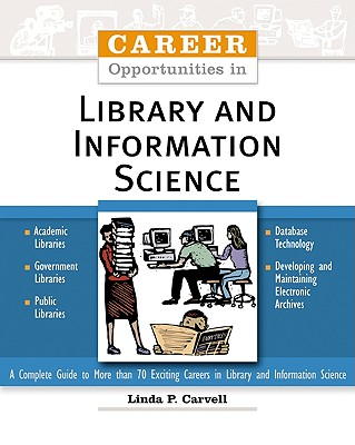 Image for CAREER OPPORTUNITIES IN LIBRARY AND INFO