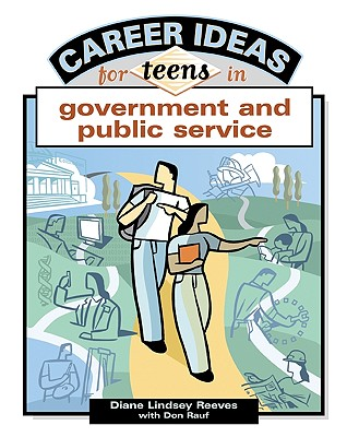 Image for Career Ideas For Teens In Government and Public Service