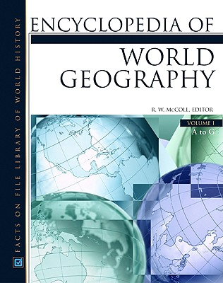 Image for Encyclopedia Of World Geography, 3-Volume Set (Facts on File Library of World Geography)