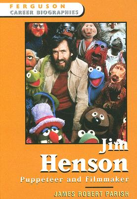 Image for Jim Henson: Puppeteer And Filmmaker (Ferguson Career Biographies)