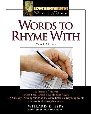 Image for Words to Rhyme With (Third Edition)